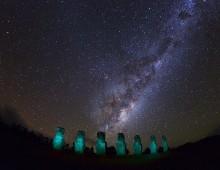 Milky Moai